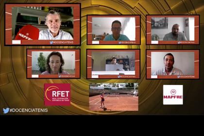 Hablamos de la docencia en el tenis en el programa de esta semana en RFETV
