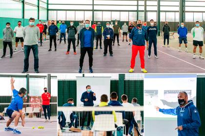 Celebrado en Madrid el Monográfico de Preparación Física aplicada al Tenis